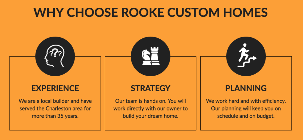 Rooke Homes Why Choose