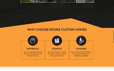 Rooke Homes Homepage